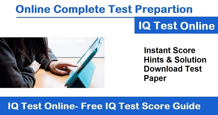 IQ Test Online- Free IQ Test Score Guide and IQ Practice Tests